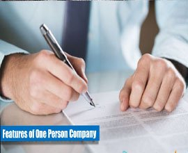 One Person Company Registration - Solubilis